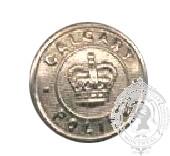 Calgary Police Button
