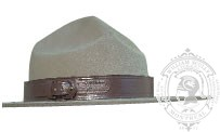 RCMP Wide Brimed Felt Hat