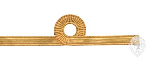 Nelson Knots, 2% gold