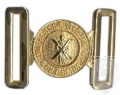 Black Watch Interlocking Ceremonial Belt Buckle