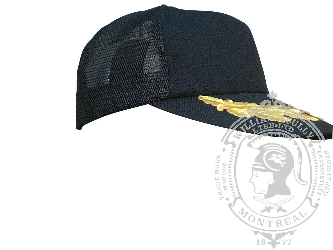 3-2002 S.W.A.T.T. Style Mesh Cap