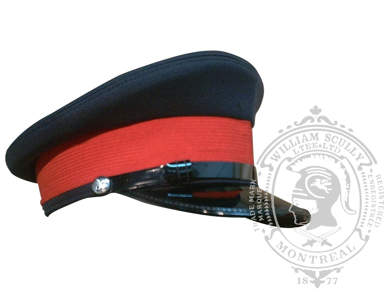 2-2004 Police Constable Uniform Cap