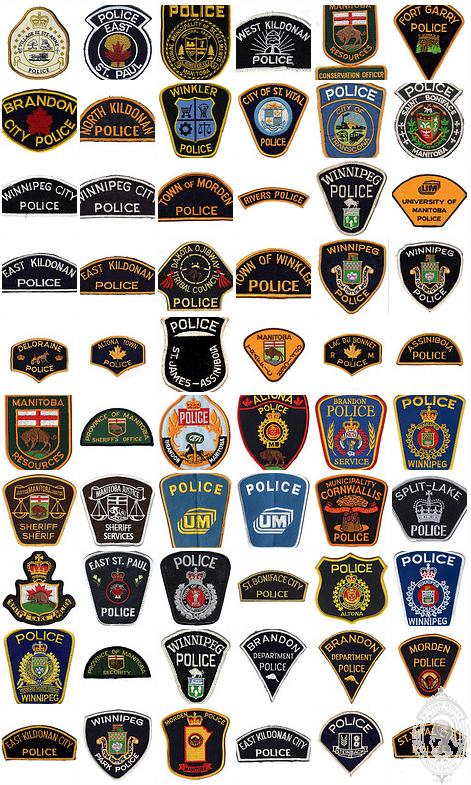 Manitoba Crests