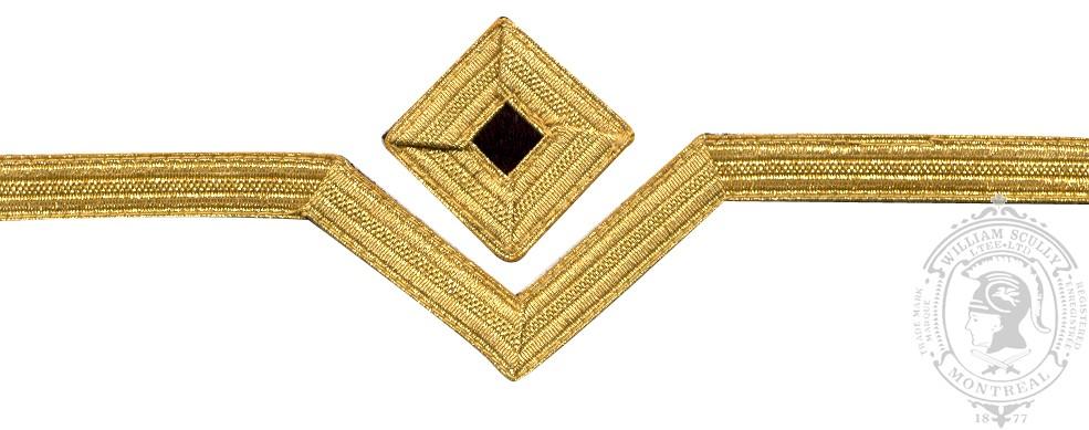 Galon pour la marine marchande (mtr)