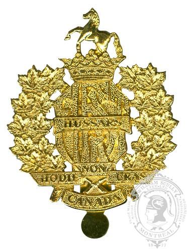 Insigne de képi First Hussars