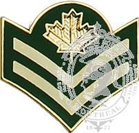 Insignes de collet FC caporal maître (paire)