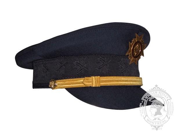 2-1002 Fire Officer CAFC Uniform Cap