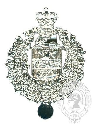 Insigne de képi Lord Strathcona's Horse