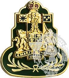 Insignes de collet FC adjudant chef de commandement (paire)