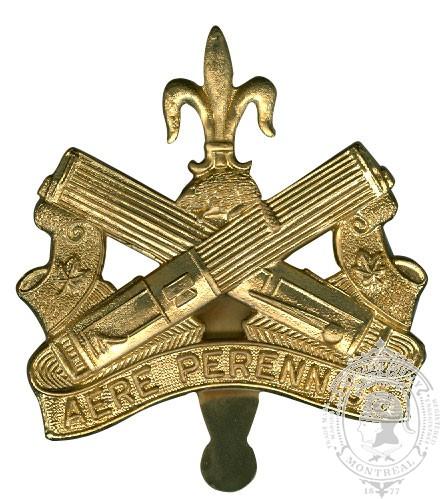 Insigne de képi Régiment de la Chaudière