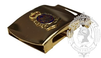 PHYSICAL EDUCATION & RECREATION BRANCH SLIDE BUCKLE