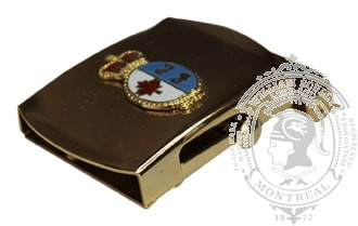 CANADIAN COAST GUARD SLIDE BUCKLE