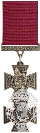 "Victoria Cross ""FOR VALOUR"""