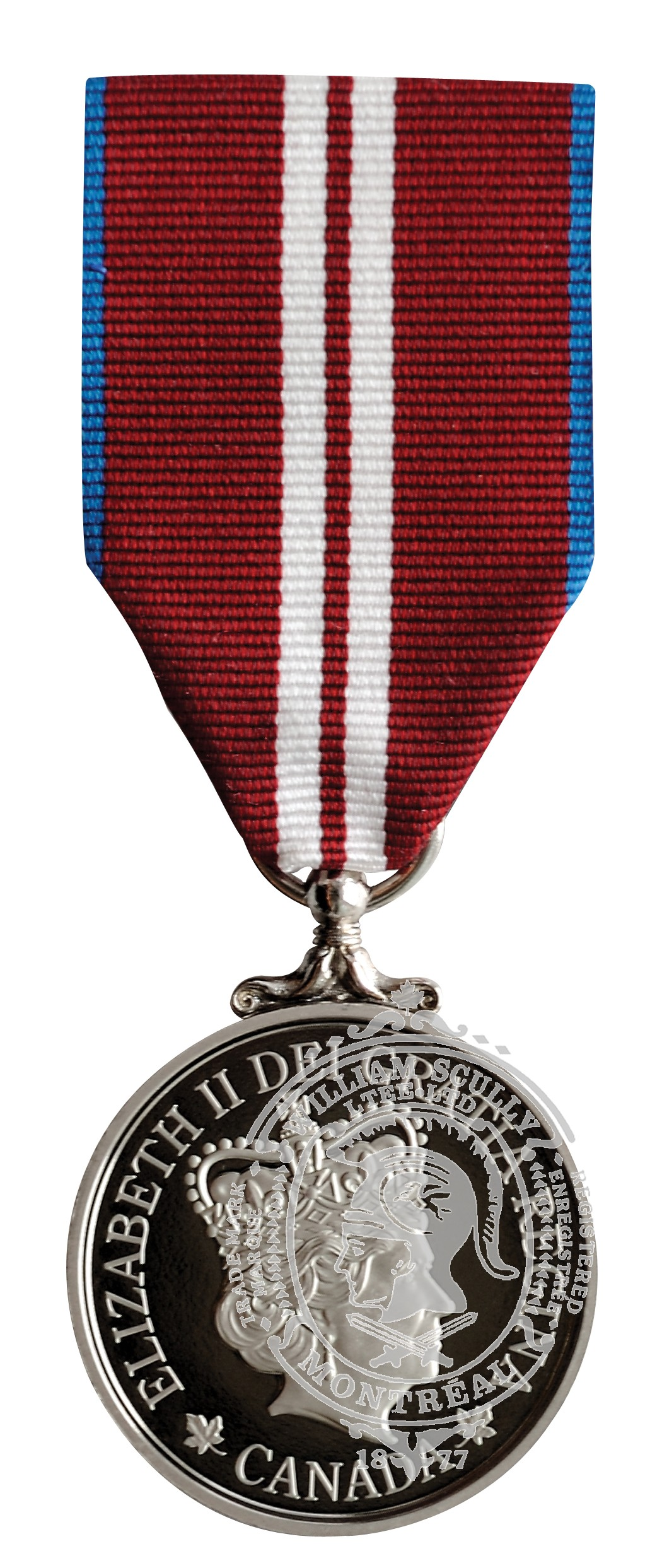 Médaille Jubilé de la Reine Elizabeth II (2012)