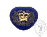 Insignes de collet GRC sergent d'état-major / CCC adjudant maître (paire)