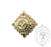 Étoile miniature 6-1015 avec clous (paire)