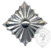 Étoile 6-1026 avec vis (paire)