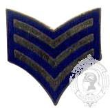 Insignes de collet sergent d'état-major GRC (paire)