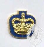 Insignes de collet CCC adjudant (paire)