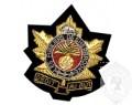 Écusson de veston Fusiliers de Sherbooke