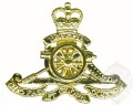 Insigne de képi Royal Canadian Artillery